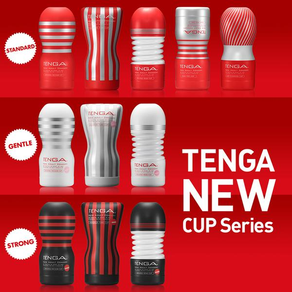 NEW! Мастурбатор Air Flow Cup - TENGA (фото 7)